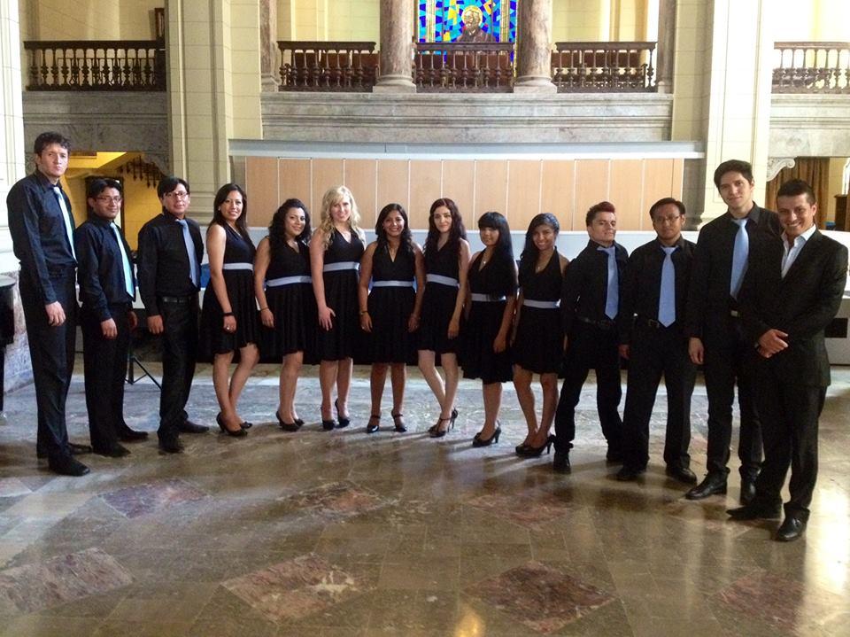 Coro Enkanto (los que fuimos a Cuba)