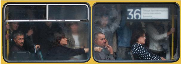 Ukranian Taxi en Flickr